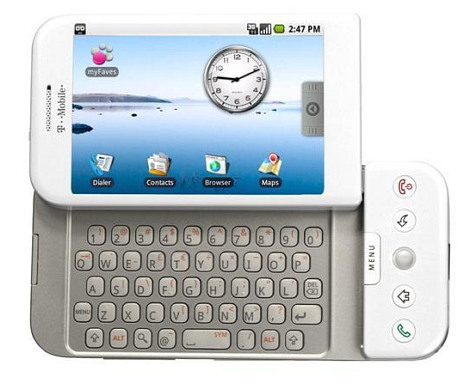 tmobileg1 wht horiz mainscreen Darmowe tapety na telefon Era G1   HTC Dream Android (320x480)