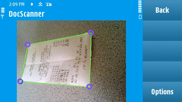 DocScanner-symbian