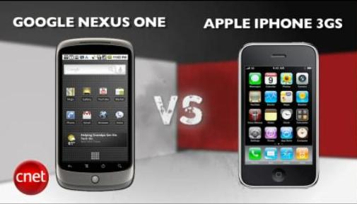 nexus-one-vs-iphone-3gs