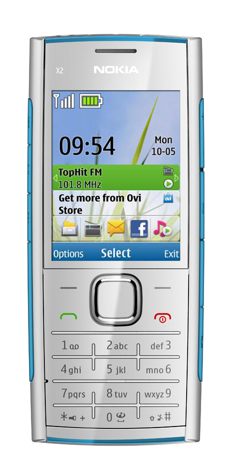 Nokia X2 prezentacja