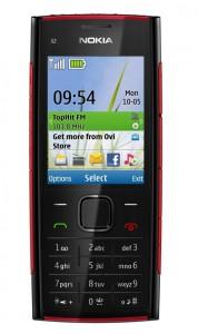 Nokia X2 przód