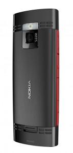 Nokia X2 tył