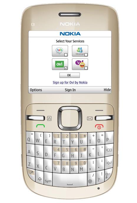 nokia-c3-gold