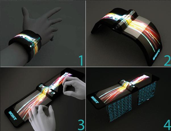 Sony Nextep concept