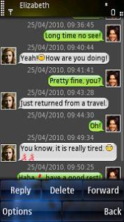ThreadSMS - aplikacja Symbian S60