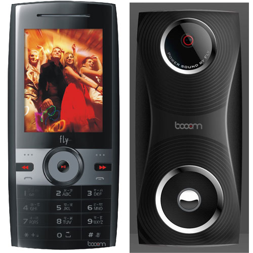 Fly Boom MC105 mobile phone