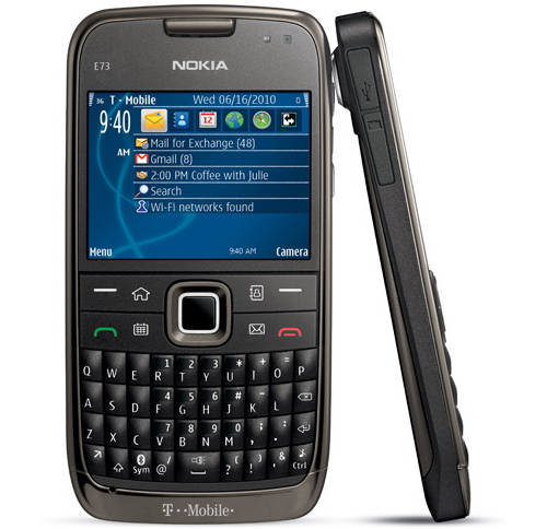 Nokia E73 Mode official