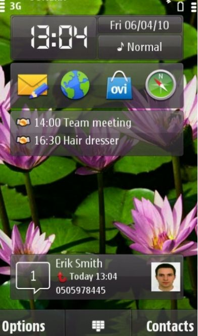 Nokia Notifications aplikacja