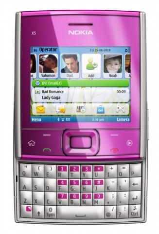 Nokia X5 Picture