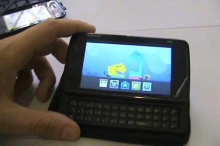 Nokia N900 MeeGo OS