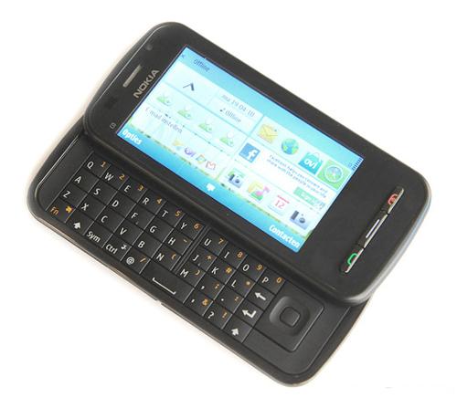 Nokia C6 unboxing