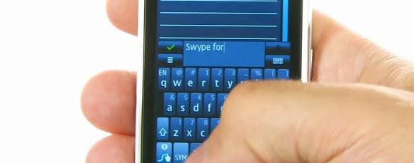 Nokia Swype