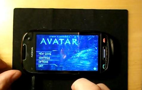 Avatar HD Nokia C7