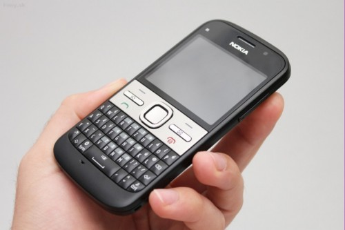 Nokia E5 zdjęcia