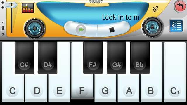 ipiano symbian s60v5
