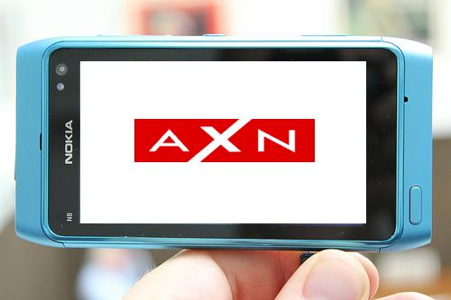 Nokia N8 AXN Player