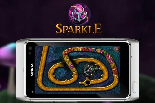 Sparkle Nokia N8