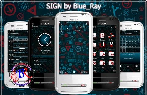 motywy Nokia C6, N97, E66, 5230XM, 5530XM, C5