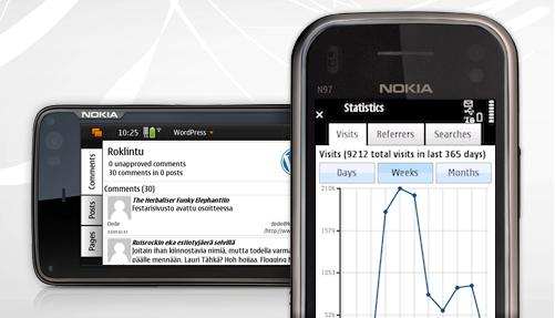 Nokia WordPress