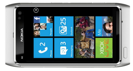 Windows Phone OS Nokia