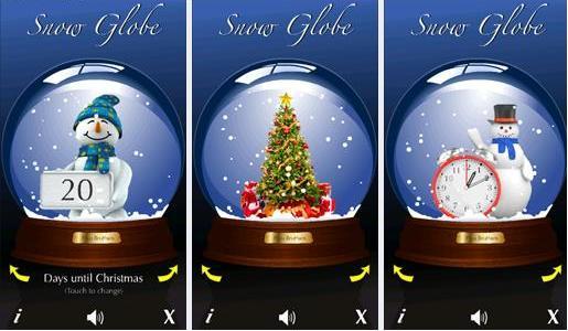Nokia Snowe Globe