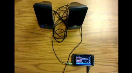 Nokia N8 USB OTG