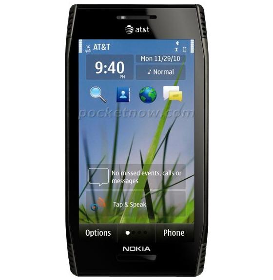 Nokia X7 Symbian^3