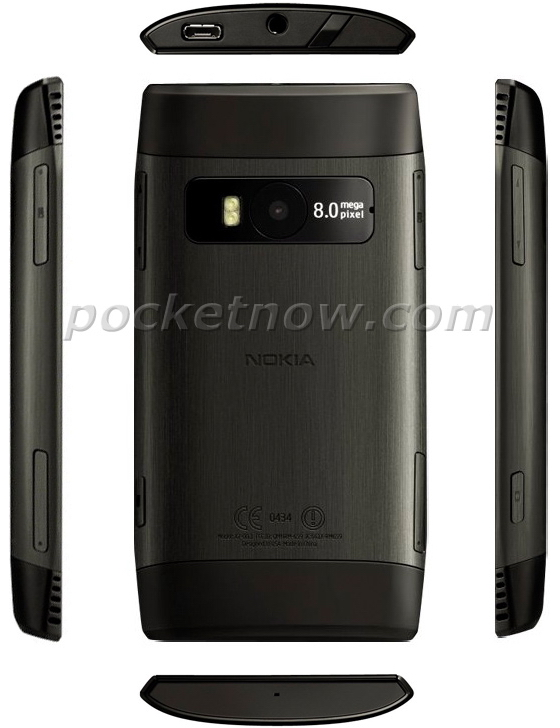 Nokia X7 AT&T
