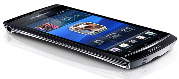 Sony Ericsson Xperia Arc official