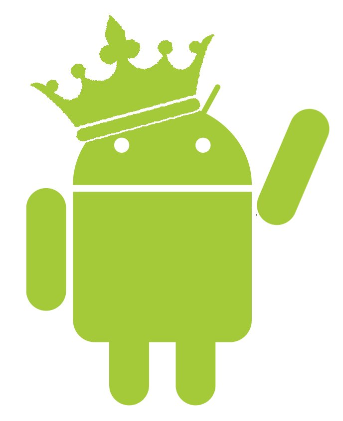Android king of mobile os