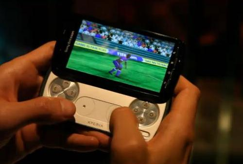 Fifa 10 on Xperia Play