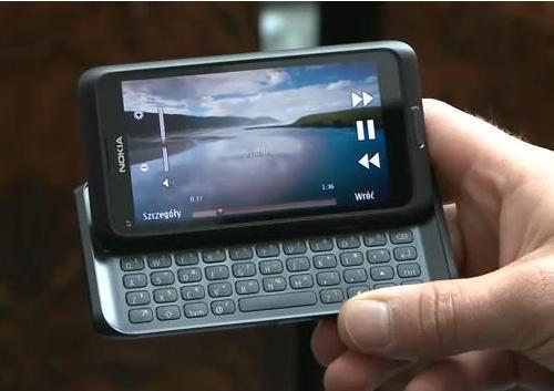 Nokia E7 premiera
