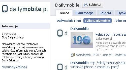 dailymobile Facebook