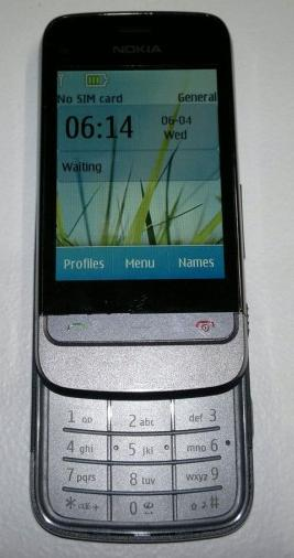 Nokia X3-XX