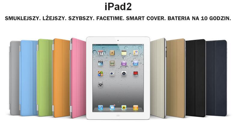 iPad 2 w polsce