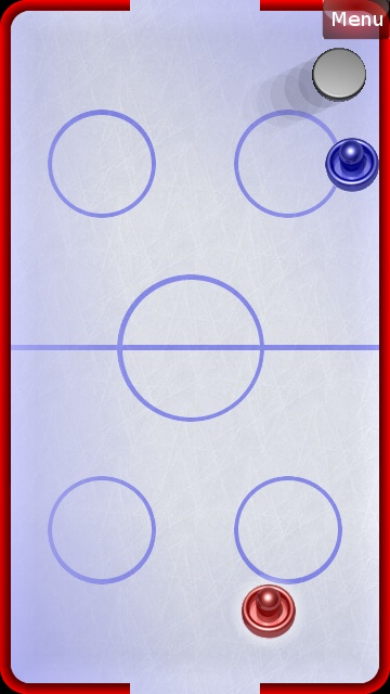 Air Hockey Touch Nokia Symbian