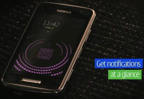 Nokia Sleeping Screen Apps