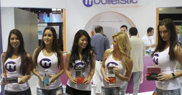 CTIA 2011 girls