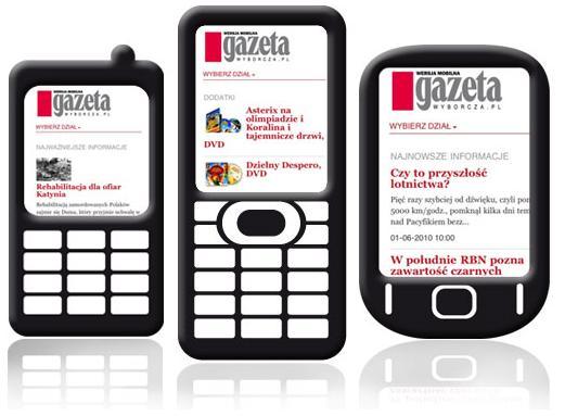 Gazeta Wyborcza Mobile