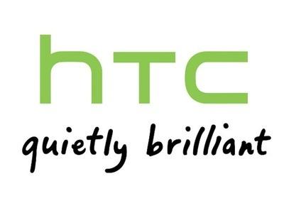 HTC logo brand