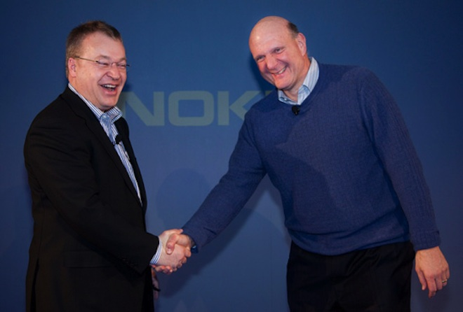 Nokia Microsoft wspolpraca