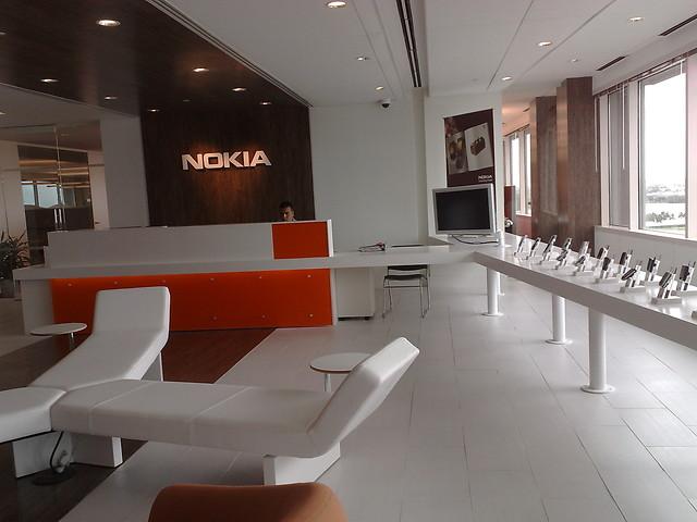 Nokia salon