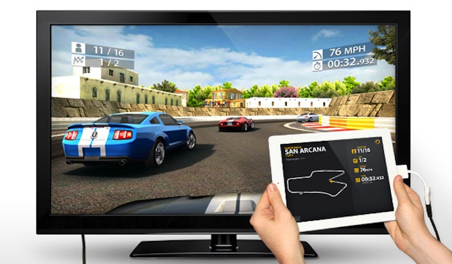 Real Racing 2 HD iPad 2