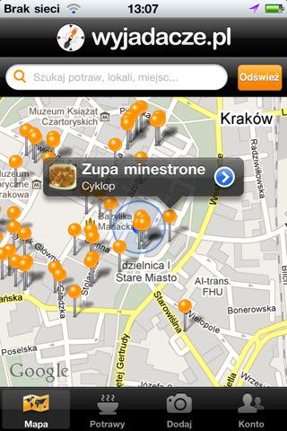Wyjadacze iPhone App