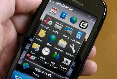 Favourite Apps Nokia