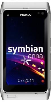Nokia N8 Symbian Anna