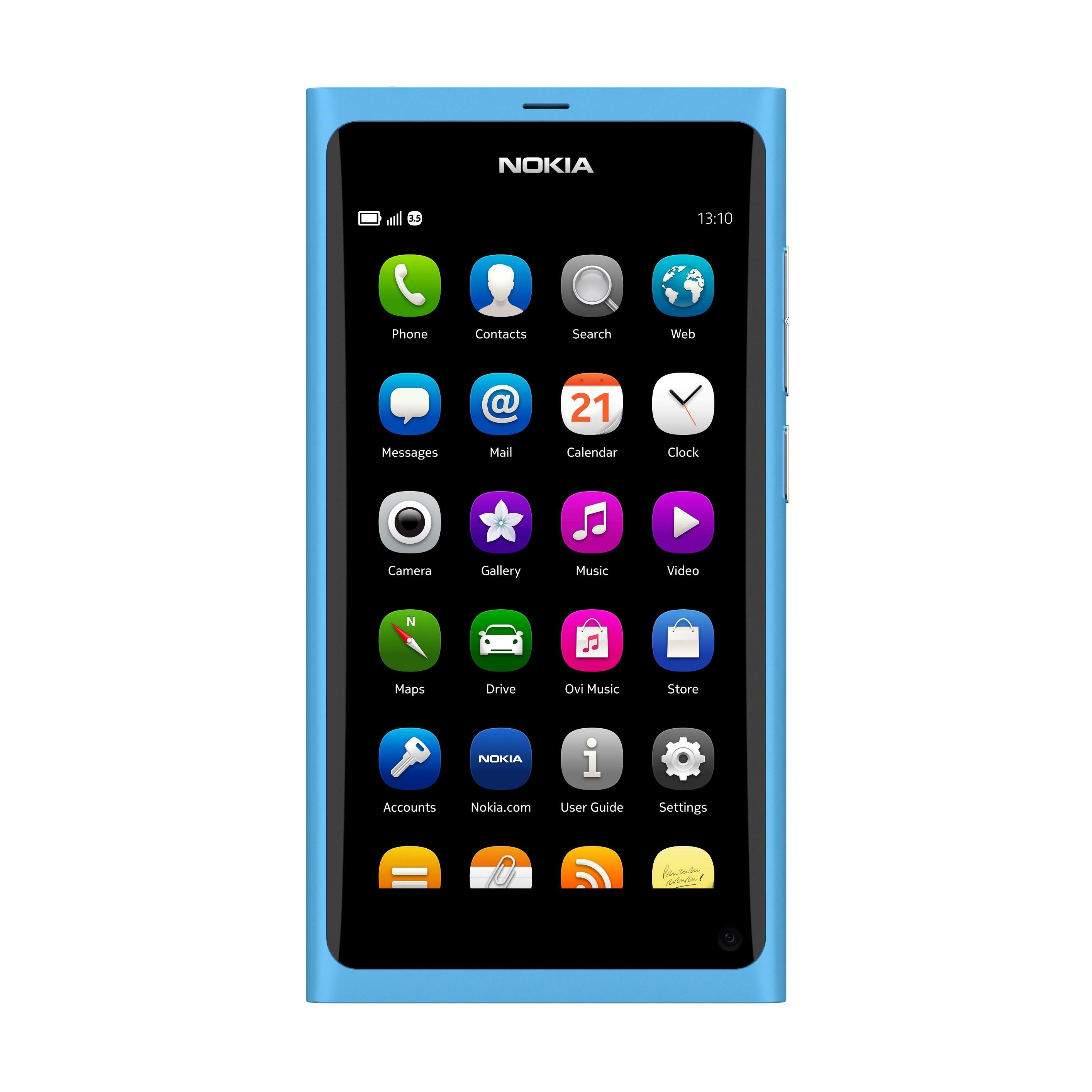 Nokia N9 zaprezentowana