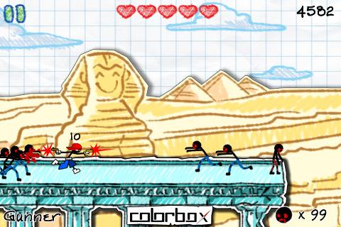 Dalton Nokia game