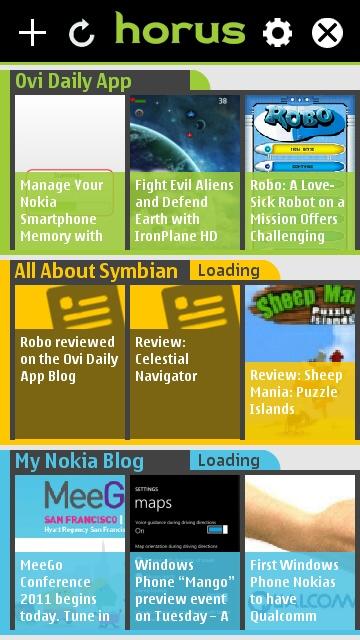 aplikacje Symbian^3