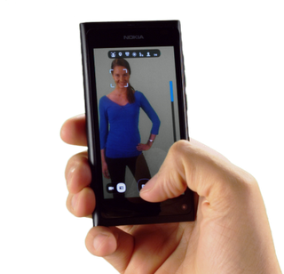 Nokia N9 camera